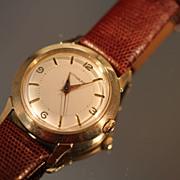 Classic Wittnauer Men's Watch,  Vintage Swiss