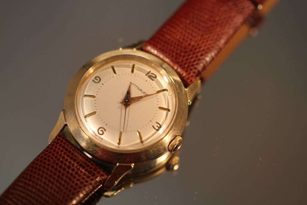 Classic wittnauer mens watch vintage swiss from vintagewatches classic wittnauer mens watch vintage swiss sciox Choice Image