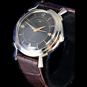 1957 Hamilton Van Horn 14K Solid Gold Men's Watch