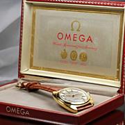 Omega Constellation Automatic Vintage Men's Watch Circa 1972