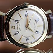 Hamilton Titan Diamond Vintage Watch Circa 1958