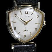 1959 Hamilton Thor Vintage Men's Watch.