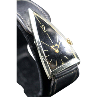 Hilton Triangle Swiss Watch from 1950
