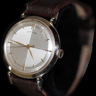 1953 Hamilton Rodney Vintage Men's Watch