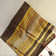Old Victorian Tea Table Cloth