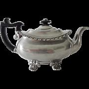 Antique Dixon Sheffield Tea Pot