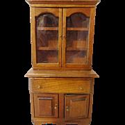 Vintage Shackman Dining Room China Cabinet