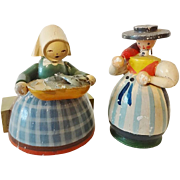 Old Wendt and Kuhn Miniature Figurines Germany