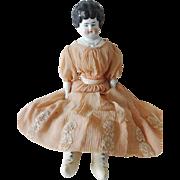 Antique German China Head Doll