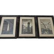 Old Provincetown Silvertone Photographs 1930s Listed Artist