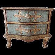Vintage Florentine Jewelry Box