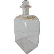 Old Blown Sandwich Glass Decanter