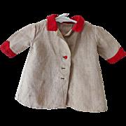 Vintage Dolls Coat