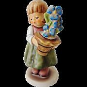 Vintage Goebel Hummel Figurine - Birthday Present