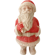 Old Santa Claus Candy Container