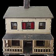 Old Farm Doll House