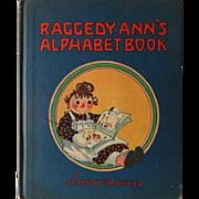 Doll Book: Raggedy Ann's Alphabet Book by J. Gruelle