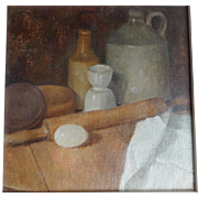 Realist Still Life - Primitives - Listed Artist
