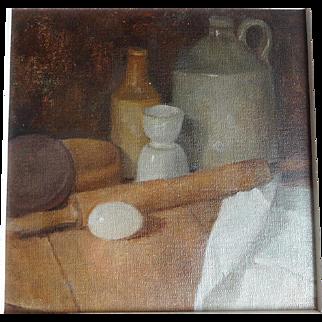 Realist Still Life - Primitives - Listed Artist