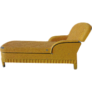 Old TootsieToy Chaise Lounge