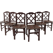 Old TootsieToy Dining Room Furniture