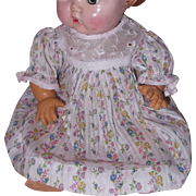 """Lovely Print Dress for 11""""  Dy-Dee or Tiny Tears or Betsy Wetsy Doll"""