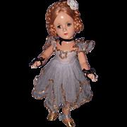 """Rare Madame Alexander Ballerina 14"""" Composition Doll"""