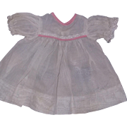 """Effanbee Factory Dy-Dee Baby Dress for your 15"""" Doll"""