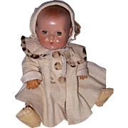 """Adorable Effanbee Dy-Dee Baby ~ Mold 2 ~15"""" Doll"""