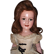 "Ideal Deanna Durbin 21"" Composition Doll"