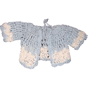 """Authentic Effanbee Dy-Dee Baby Sweater for 15"""" Doll"""