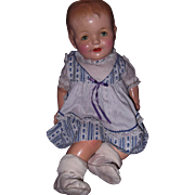 """27"""" Large Fat Chunky Composition baby Doll"""