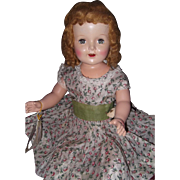 "30"" Gloria by Cosmopolitan Large Composition Transitional Mama Doll"