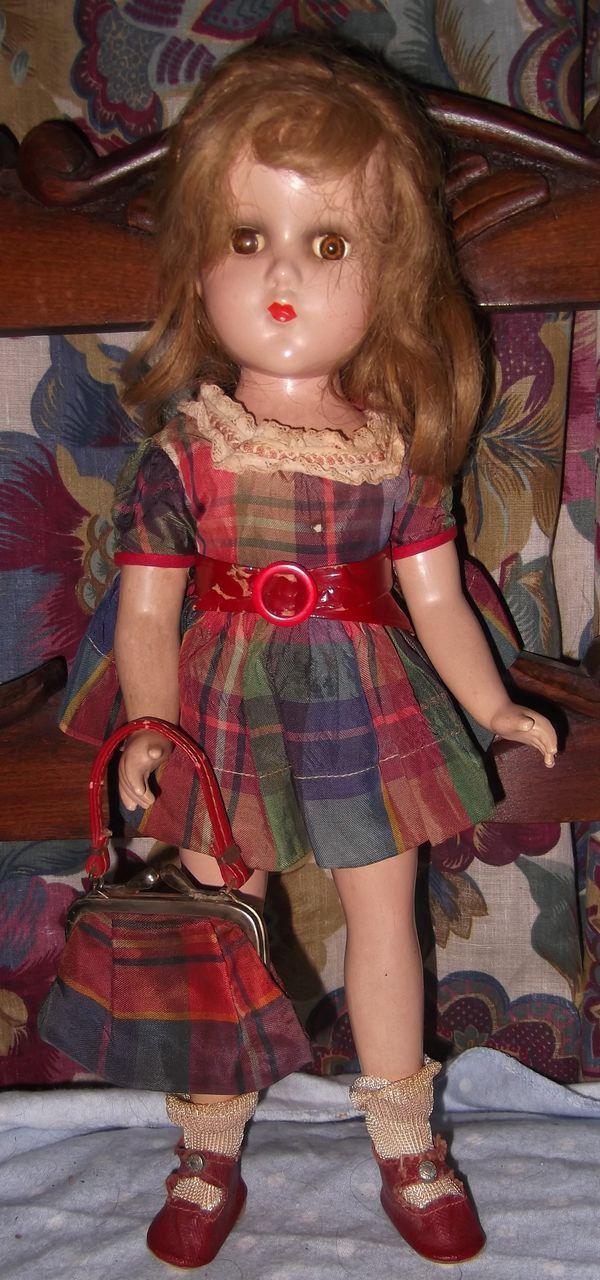 arranbee all original nancy lee composition doll from mydollymarket2 on ruby lane. Black Bedroom Furniture Sets. Home Design Ideas