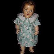 Raleigh - Jessie McCutcheon  Composition Girl Doll  ~ Very Rare