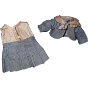 Effanbee Authentic Patsy Jr. Outfit for Composition Doll