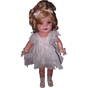 Beautiful Nancy Composition Doll by Arranbee ~ Un played with