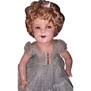 """Gorgeous 27"""" Ideal Shirley Temple Doll"""