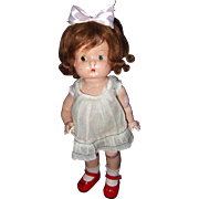 Adorable Effanbee Patsy Composition Doll