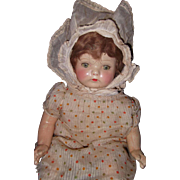 Shabby Chic Adorable Composition Mama Doll