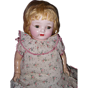 "Stunning 20"" Composition Mama Doll"