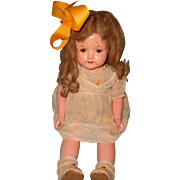 Effanbee Factory Original Rosemary Composition Doll
