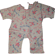 """Effanbee Factory Dy-Dee Signature Pajamas for 11"""" Baby Doll"""