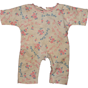 "Effanbee Factory Dy-Dee Signature Pajamas for 11"" Baby Doll"