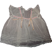 "Effanbee Tagged TLC Dy-Dee Baby Dress for 20"" Doll"