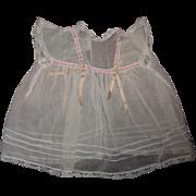 "Effanbee Tagged TLC Dy-Dee Baby Dress for 20"" Doll"