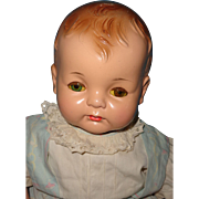 """Largest 26"""" Effanbee Sugar Baby Composition Doll"""