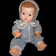 """Effanbee Sweet Dy-Dee Baby 15"""" Doll ~ Nice"""