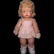Fabulous Rare Composition 1st Terri Lee Doll