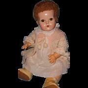 """Precious Effanbee 20"""" Dy-Dee Wigged Mold 2 Baby Doll"""